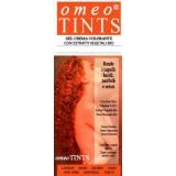 Tinta 1N Nero Black Omeotints - tinta vegetale con aloe vera e vitamine, senza ammoniaca e resorcina - copre i capelli bianchi