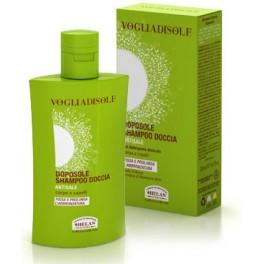 VOGLIADISOLE - Doposole Shampoo doccia Antisale, cloro e sabbia
