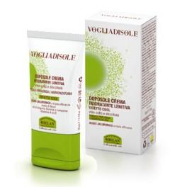 VOGLIADISOLE - Crema viso doposole con Acido Jaluronico 50ml