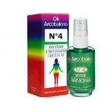 Olio arcobaleno - n.4 verde - per l'equilibrio del IV chakra