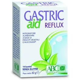 Gastric Aid Reflux ABC - lenitivo del tratto gastroenterico, 14 bustine