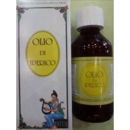 Olio di iperico Compagnia italiana delle erbe - lenitivo per scottature e atipicità del derma, 100 ml