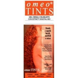 Tinta 7RR Henne' Rosso rame vivo Omeotints-tinta vegetale con aloe, senza ammoniaca e resorcina - copre i capelli bianchi