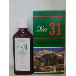 Olio 31 Compagnia italiana delle erbe - con 31 oli essenziali, 100 ml