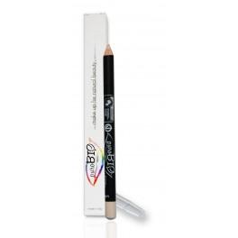 Matita Bio occhi/labbra Avorio 02 puroBio - kajal ed eyeliner con principi attivi vegetali, ipoallergenico, vegan ok