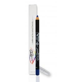 Matita Bio occhi Blu elettrico 04  puroBio - kajal ed eyeliner con principi attivi vegetali, ipoallergenico, vegan ok