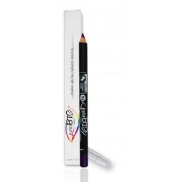 Matita Bio occhi Viola 05 puroBio - kajal ed eyeliner con principi attivi vegetali, ipoallergenico, vegan ok