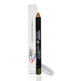 Matitone Bio occhi Verde prato13 puroBio - matitone ombretto con principi attivi vegetali, ipoallergenico, vegan ok