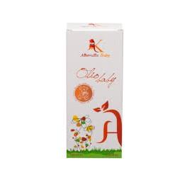 Olio Baby Alkemilla - olio idratante e lenitivo per la pelle dei bambini