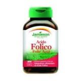 Acido Folico Jamieson - SENZA Amido, glutine, lattosio, zuccheri, coloranti, aromi e conservanti