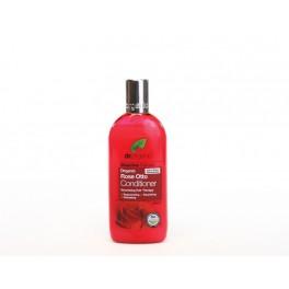 Balsamo capelli Rosa Otto, con olio essenziale di rose, burro di karite' e  vitamine - dr.Organic