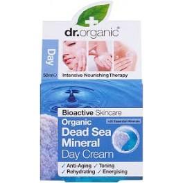 Crema giorno viso Sali del Mar Morto - Day Cream dr.Organic