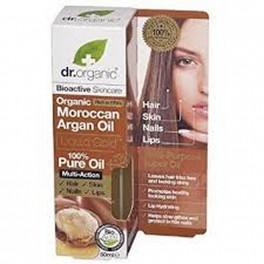 Olio puro di Argan Marocchino - dr.Organic Argan