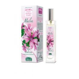 Eau de Parfum floreale alla Malva (Malva sylvestris) - Fiori Radici Frutti di Helan