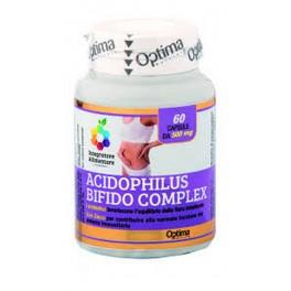 Acidophilus Bifido Complex 5 mld, per l'equilibrio della flora intestinale - Optima Naturals