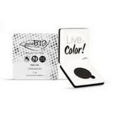 Ombretto compatto mat n.04 Nero - puroBIO Cosmetics