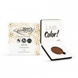 Ombretto compatto shimmer n.5 Rame - puroBIO Cosmetics
