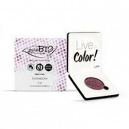 Ombretto compatto shimmer n.06 Viola - puroBIO Cosmetics