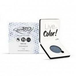 Ombretto compatto shimmer n.09 Carta da zucchero - puroBIO Cosmetics