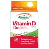 Vitamina D Gocce 1,000 IU per Drop - Jamieson