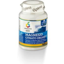 Magnesio Citrato Organico - Optima Naturals