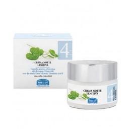 Crema viso notte lenitiva x pelle delicata e sensibile - Linea Viso 4 - Helan