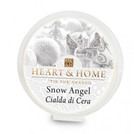 Snow Angel Cialde in cera di Soia naturale - HEARTH&HOME