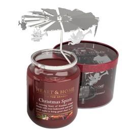 Carosello con Angeli o Alberi per candele GRANDI - Hearth & Home