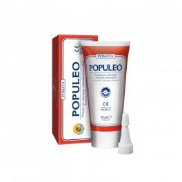 Pomata Populeo, per attenuare i disturbi emorroidali, 50ml - Erboristeria Magentina