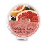Pompelmo rosa e Ribes nero CIALDE in cera di soia - HEARTH&HOME