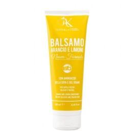 Balsamo Arancio e Limone Alkemilla - per capelli trattati e sfibrati