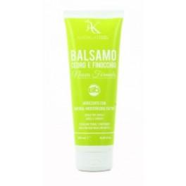Balsamo Cedro e Finocchio Alkemilla - per capelli deboli e sfibrati