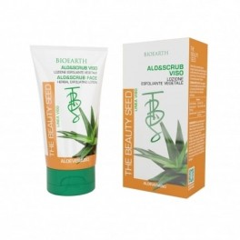 TBS Aloe Scrub Viso The Beauty Seed Bioearth