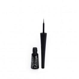 Eyeliner ON FLEEK nero opaco Brush tip - PuroBio