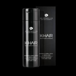 Shampoo Capelli Ricci ai Semi di Lino - K-HAIR - Alkemilla
