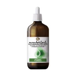 Mandorloil Bouquet Floreale - Olio di Mandorle Bio Profumato con Olio Biologico di Sesamo e Girasole - Alkemilla 100ml
