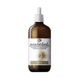 Mandorloil Cocco - Olio di Mandorle Bio Profumato con Olio Biologico di Sesamo e Girasole - Alkemilla 100ml