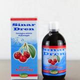 Sinar dren Amarena Larix - azione drenante e depurativa, 500 ml