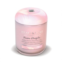 HEART&HOME PIUME D'ANGELO LARGE CANDLE