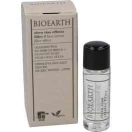 Siero Viso Effetto Filler - Oligopeptidi da Semi di Ibiscus - Bioearth