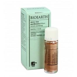 Siero viso purificante bioearth