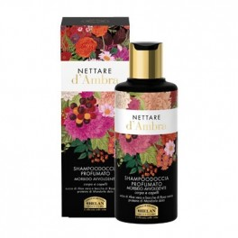 Nettare d'ambra shampoo doccia profumato - Helan