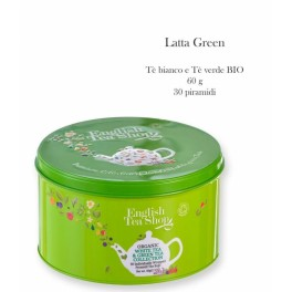 Premium Collection White tea & Green tea 30 Filtri - English Tea Shop