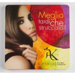 Palette Meglio Tardi Che Struccata!! - Alkemilla