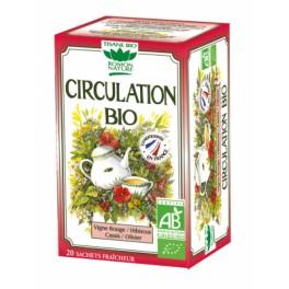 Araquelle - Romon Nature - INFUSI FUNZIONALI BIO - CIRCOLAZIONE - 20 Filtri