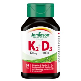 Vitamina D3+k2 - Jamieson