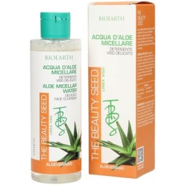 The Beauty Seed acqua d'aloe micellare detergente Viso struccante TBS 200ml Bioearth