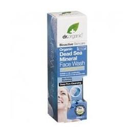 Detergente viso Sali del Mar Morto - Face wash dr.Organic