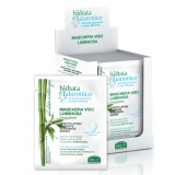 HJDRATA, Maschera viso luminosa monodose Helan - con acido jaluronico a tripla efficacia - Gli Elisir Antitempo di Helan