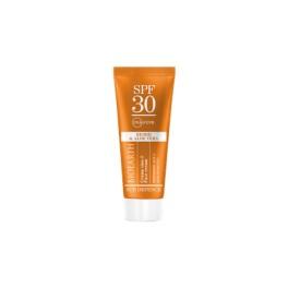 Protezione Solare  viso alta Con Aloe Vera e Reishi 30+ - BIOEARTH